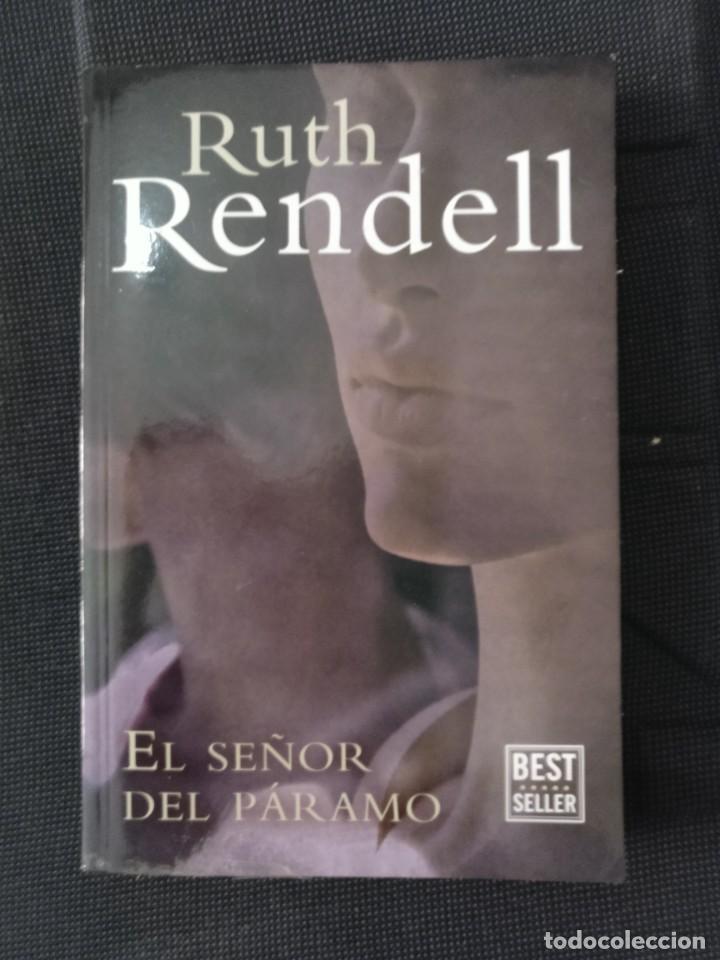 EL SEÑOR DEL PÁRAMO. RUTH RENDELL. (Libros Nuevos - Literatura - Narrativa - Novela Negra y Policíaca)