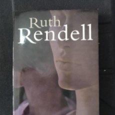 Libros: EL SEÑOR DEL PÁRAMO. RUTH RENDELL.. Lote 211393769