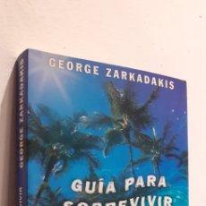 Libros: GUÍA PARA SOBREVIVIR A UNA ISLA. Lote 211875436