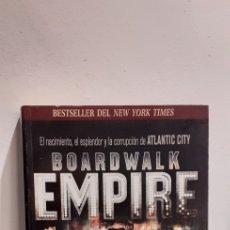 Libros: BROARDWALK EMPIRE. Lote 211875965