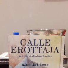 Libros: CALLE EROTTAJA. Lote 213237120