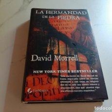 Libros: LA HERMANDAD DE LA PIEDRA. Lote 213487713