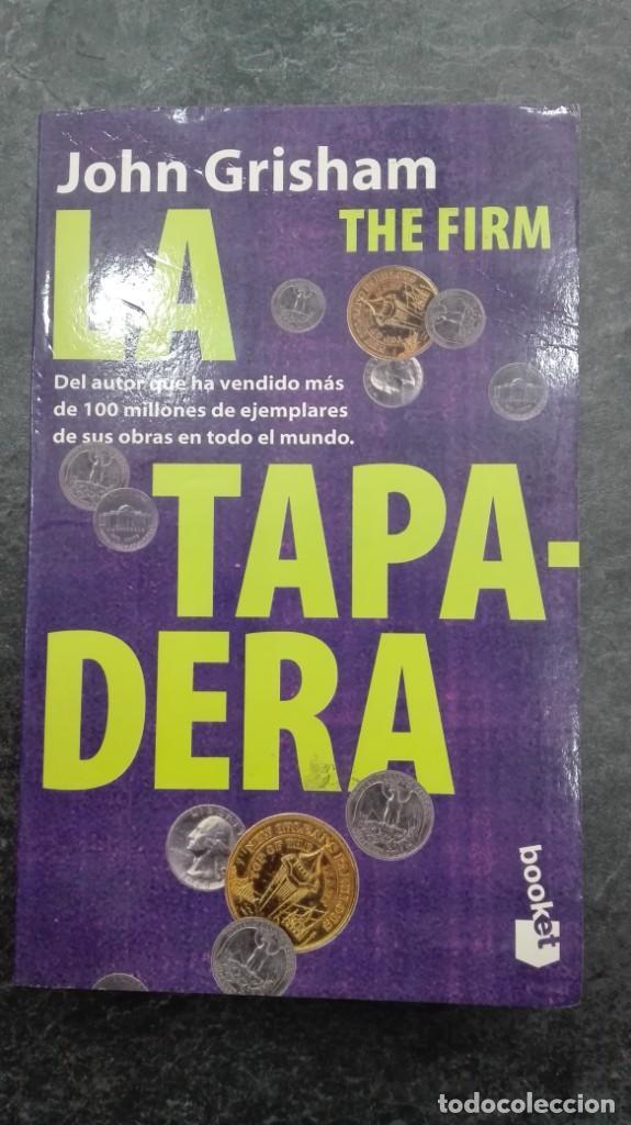 LA TAPADERA (Libros Nuevos - Literatura - Narrativa - Novela Negra y Policíaca)