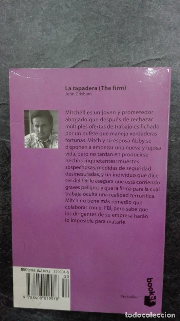 Libros: La Tapadera - Foto 2 - 214890651