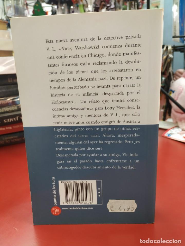 Libros: Sin previo aviso Sara Paretsky. - Foto 2 - 215450312