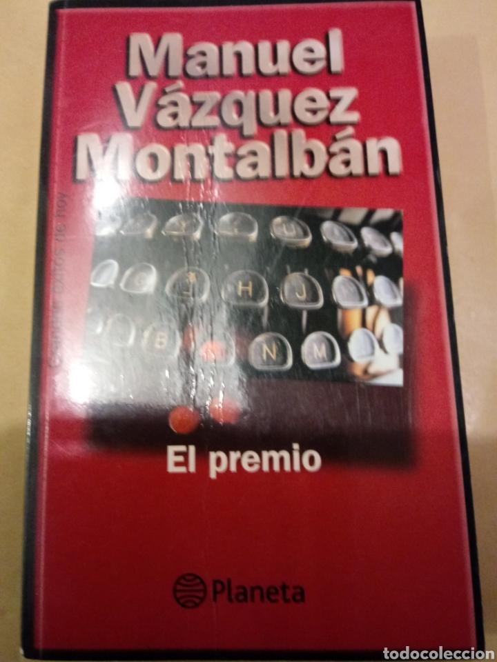 EL PREMIO DE MANUEL VAZQUEZ MONTALBAN.PLANETA 2001. (Libros Nuevos - Literatura - Narrativa - Novela Negra y Policíaca)