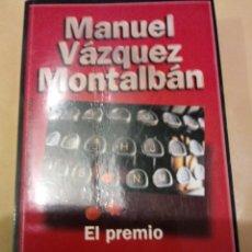 Libros: EL PREMIO DE MANUEL VAZQUEZ MONTALBAN.PLANETA 2001.. Lote 215828201