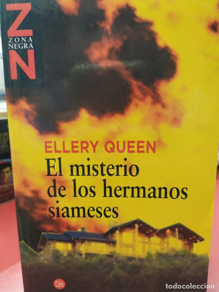 EL MISTERIO DE LOS HERMANOS SIAMESES (Libros Nuevos - Literatura - Narrativa - Novela Negra y Policíaca)