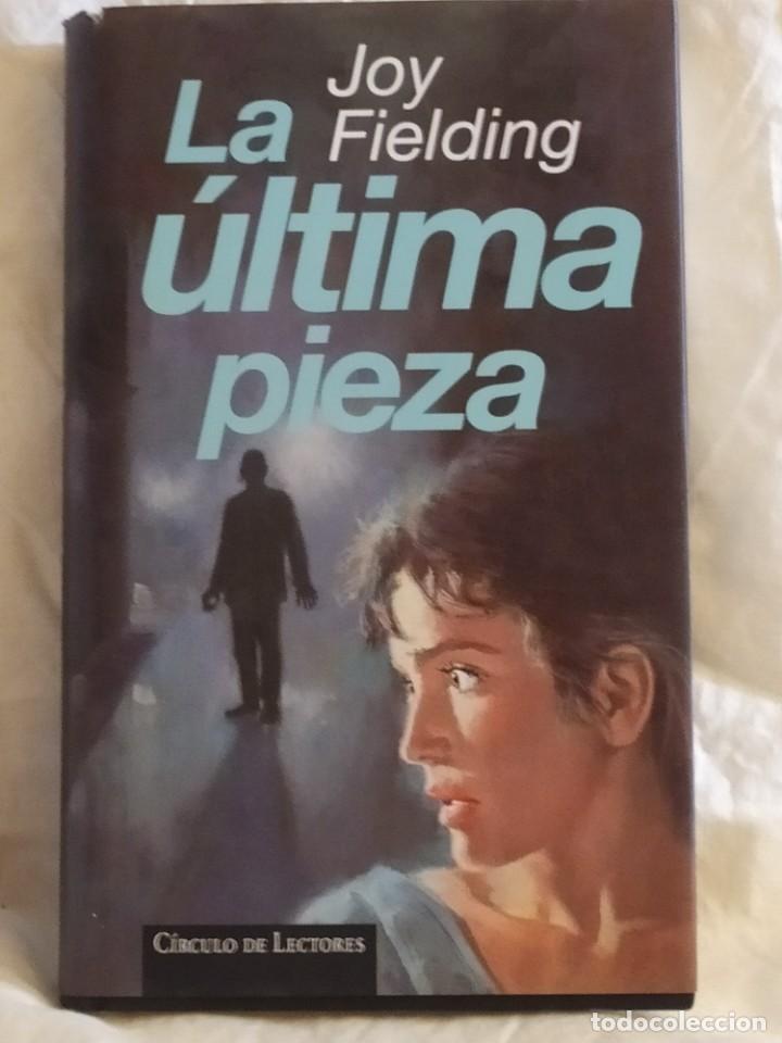 LA ULTIMA PIEZA (Libros Nuevos - Literatura - Narrativa - Novela Negra y Policíaca)