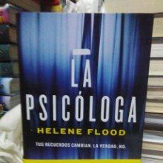 Libros: HELENE FLOOD. LA PSICÓLOGA .PLANETA. Lote 218159693