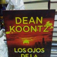 Libros: DEAN KOONTZ.LOS OJOS DE LA OSCURIDAD.RBA. Lote 218161306