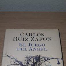 Libros: EL JUEGO DEL ANGEL. Lote 218328658