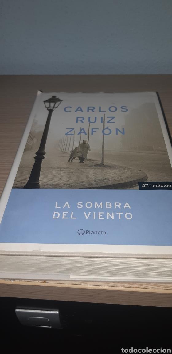 LA SOMBRA DEL VIENTO (Libros Nuevos - Literatura - Narrativa - Novela Negra y Policíaca)