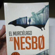 Libros: EL MURCIÉLAGO (HARRY HOLE 1) NESBO, JO. DEBOLSILLO.. Lote 218460172