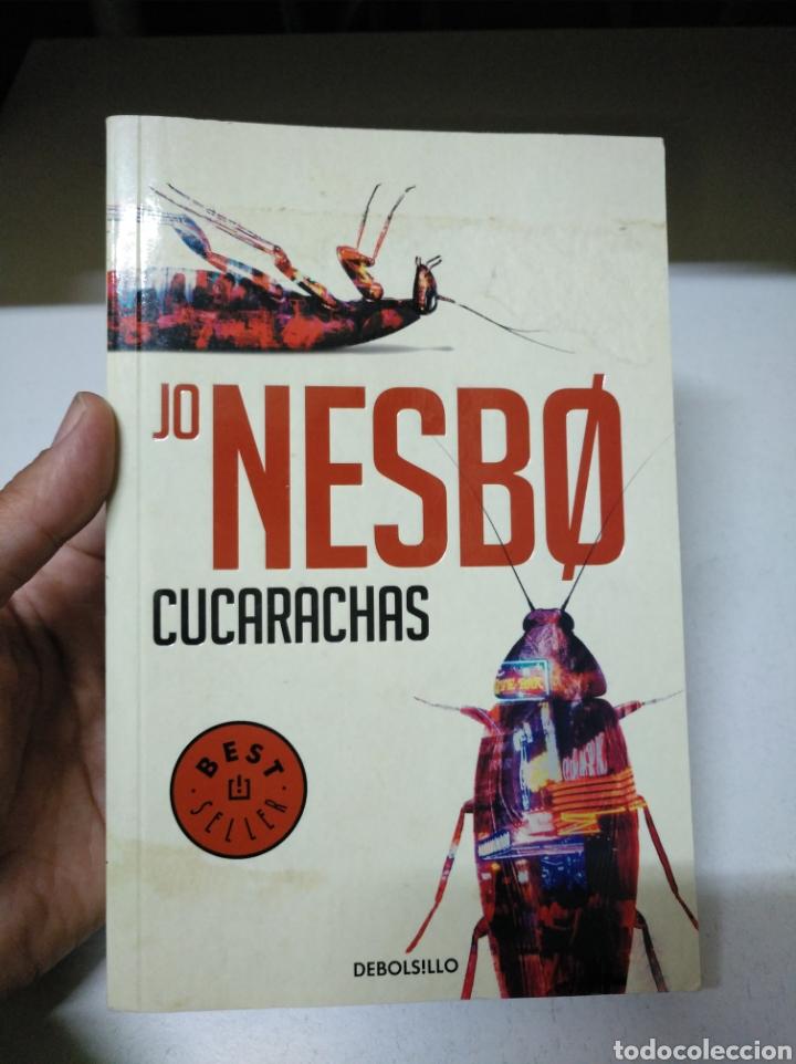Libros: Cucarachas (Harry Hole 2) Nesbo, Jo. Debolsillo. - Foto 2 - 218460288