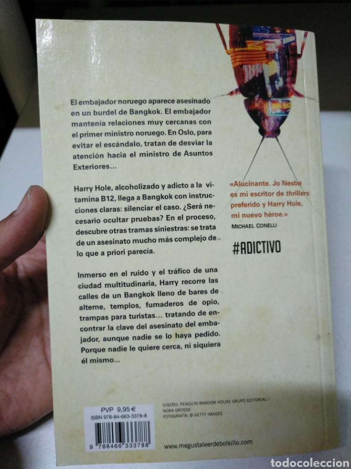 CUCARACHAS (HARRY HOLE 2) NESBO, JO. DEBOLSILLO. (Libros Nuevos - Literatura - Narrativa - Novela Negra y Policíaca)