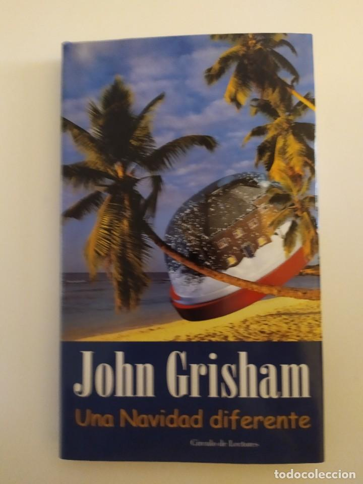 UNA NAVIDAD DIFERENTE JOHN GRISHAM (Libros Nuevos - Literatura - Narrativa - Novela Negra y Policíaca)
