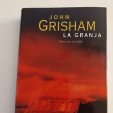Libros: LA GRANJA JOHN GRISHAM. Lote 218622323