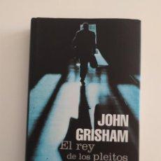 Libros: EL REY DE LOS PLEITOS JOHN GRISHAM. Lote 218623361