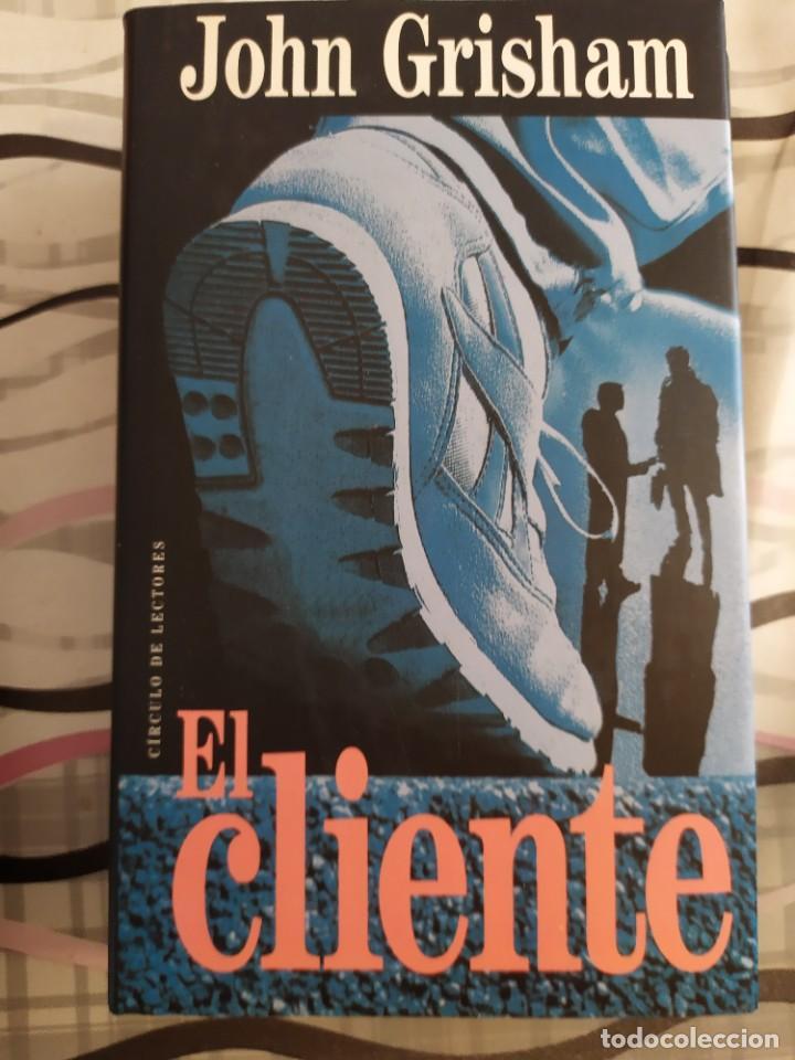 EL CLIENTE JOHN GRISHAM (Libros Nuevos - Literatura - Narrativa - Novela Negra y Policíaca)