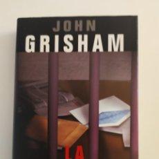 Libros: LA HERMANDAD JOHN GRISHAM. Lote 218626595
