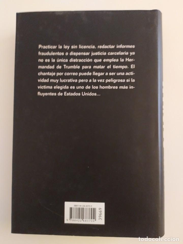 Libros: La hermandad John Grisham - Foto 2 - 218626595