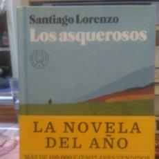 Livros: SANTIAGO LORENZO.LOS ASQUEROSOS.BLACKIE BOOKS. Lote 220891170