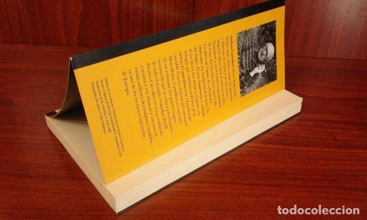 Libros: ANDREA CAMILLERI - KM 123 - Destino 2020 (1ª Edición) NUEVO - Foto 3 - 220930986