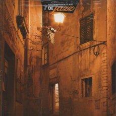 Libros: EL BLUES DE LA SEMANA MÁS NEGRA. ANDREU MARTÍN. EDEBÉ. 2007. INCLUYE CD.. Lote 221869622