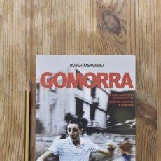 Libros: GOMORRA/ ROBERTO SAVIANO. Lote 221883465