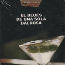 Libros: EL BLUES DE UNA SOLA BALDOSA. ANDREU MARTÍN. EDEBÉ. 2009. INCLUYE CD.. Lote 221898443