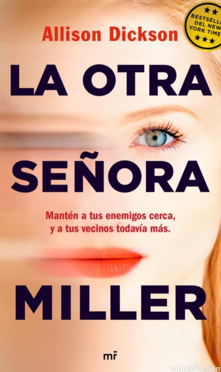 LA OTRA SEÑORA MILLER ALLISON DICKSON (Libros Nuevos - Literatura - Narrativa - Novela Negra y Policíaca)