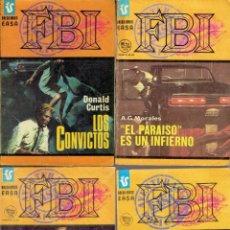 Libros: 8 COMICS DELFBI EDITORIAL ANDINA S.A. AÑO 1986. Lote 222578205