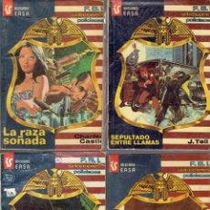 Libros: 9 COMICS DELFBI EDITORIAL ANDINA S.A. AÑO 1985. Lote 222578551