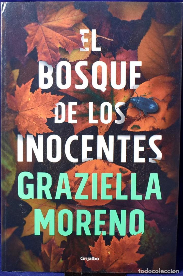 EL BOSQUE DE LOS INOCENTES (NOVELA DE INTRIGA) - MORENO, GRAZIELLA (Libros Nuevos - Literatura - Narrativa - Novela Negra y Policíaca)