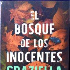 Libros: EL BOSQUE DE LOS INOCENTES (NOVELA DE INTRIGA) - MORENO, GRAZIELLA. Lote 222500398
