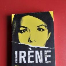 Libros: IRENE - PIERRE LEMAITRE ( EN CATALÀ). Lote 223348702