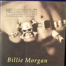 Libros: BILLIE MORGAN (CALLE NEGRA) - DENBY, JOOLZ. Lote 225063436