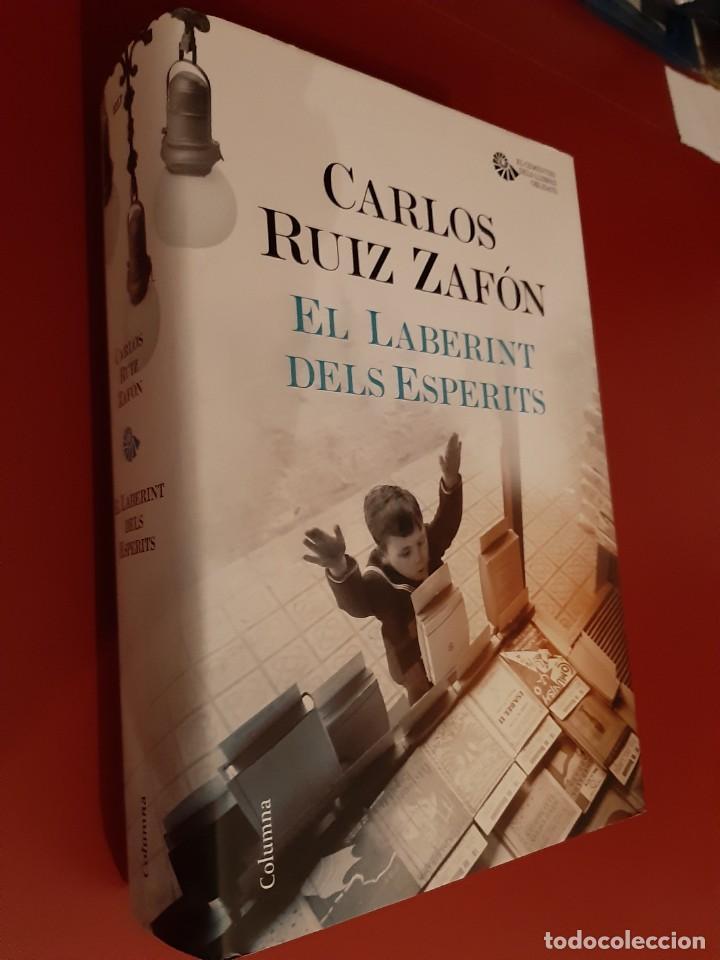 CARLOS RUIZ ZAFON - EL LABERINT DELS ESPERITS (1ª ED.) (Libros Nuevos - Literatura - Narrativa - Novela Negra y Policíaca)