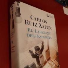 Libros: CARLOS RUIZ ZAFON - EL LABERINT DELS ESPERITS (1ª ED.). Lote 225214052