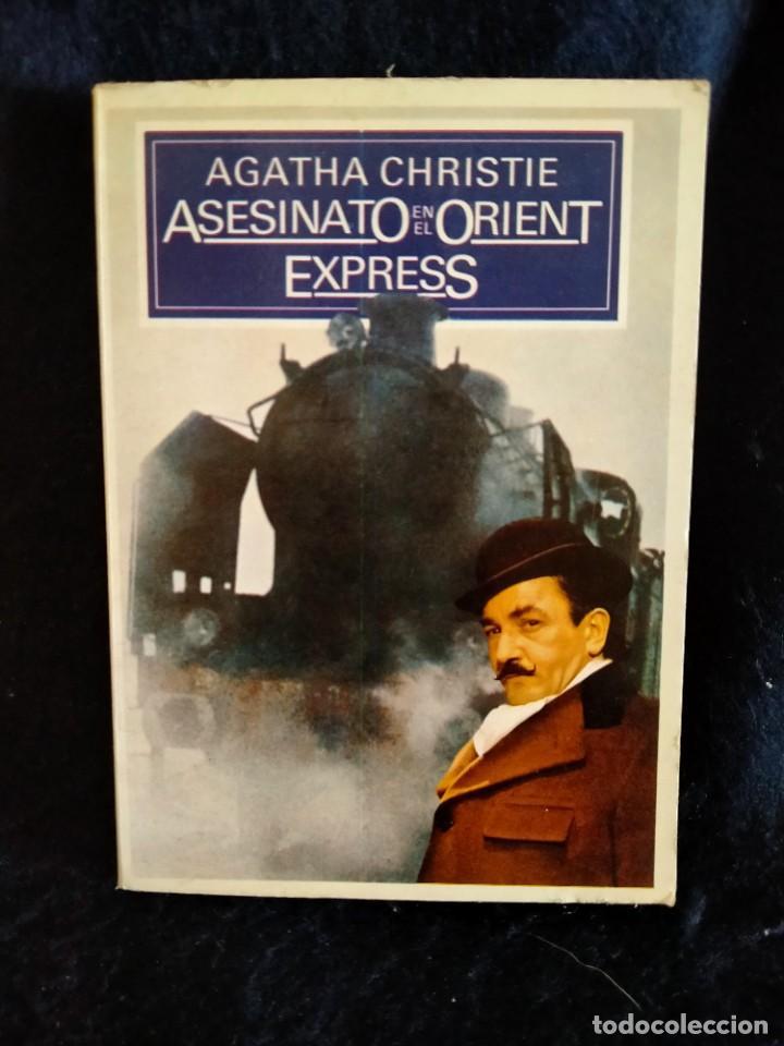 ASESINATO EN EL ORIENT EXPRESS AGATHA CHRISTIE.LB3 (Libros Nuevos - Literatura - Narrativa - Novela Negra y Policíaca)