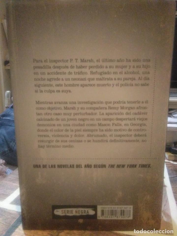 Libros: John McMahon.Un policía del Sur.RBA - Foto 2 - 225656368