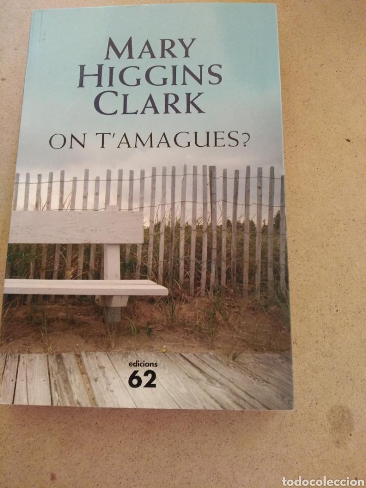 ON T AMAGUES (Libros Nuevos - Literatura - Narrativa - Novela Negra y Policíaca)