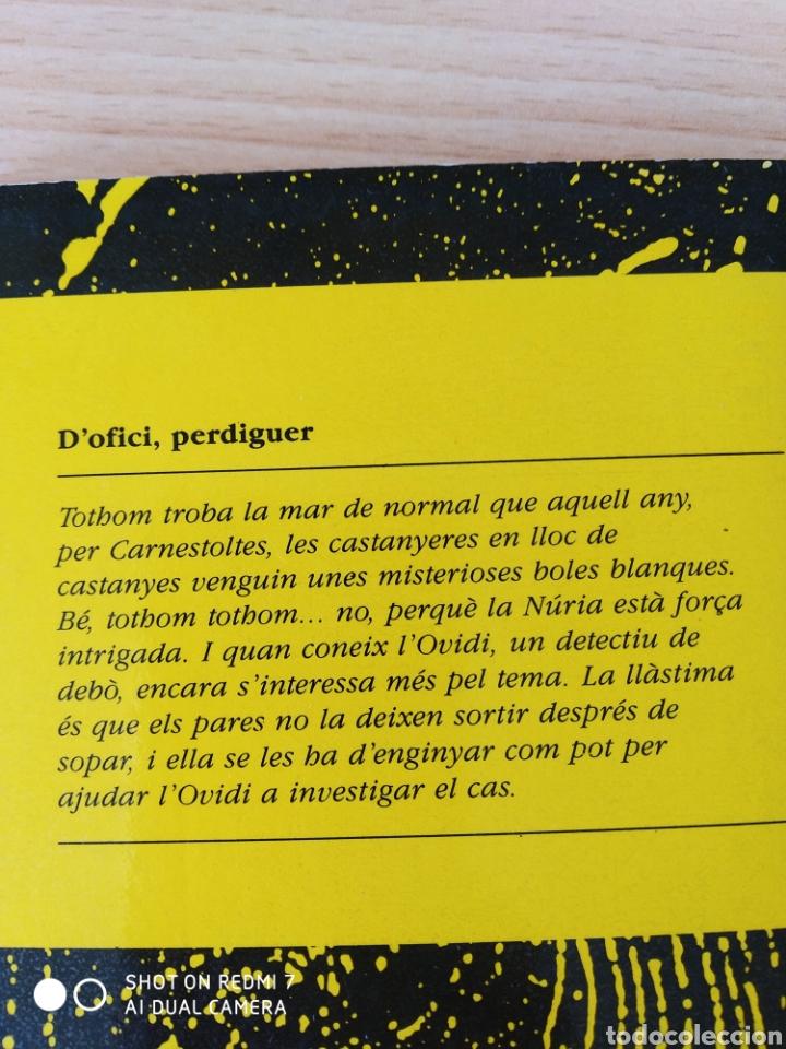 Libros: Dofici perdiguer. Montserrat Beltran. Catalán. Nuevo - Foto 3 - 226436404