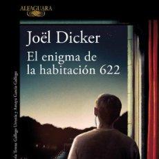Libros: EL ENIGMA DE LA HABITACIÓN 622.JOËL DICKER.. Lote 227696120