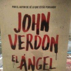 Libros: JOHN VERDON.EL ÁNGEL NEGRO.(SERIE DAVE GURNEY).ROCA EDITORIAL. Lote 233337215