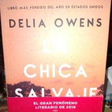 Libros: DELIA OWENS. LA CHICA SALVAJE .ÁTICO DE LOS LIBROS. Lote 237589365