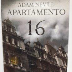 Libri: APARTAMENTO 16 DE ADAM NEVILL. Lote 242946015