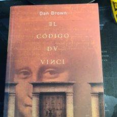 Libros: EL CÓDIGO DA VINCI. Lote 243999845