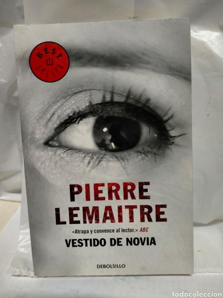 PIERRE LEMAITRE. VESTIDO DE NOVIA .DE BOLSILLO (Libros Nuevos - Literatura - Narrativa - Novela Negra y Policíaca)